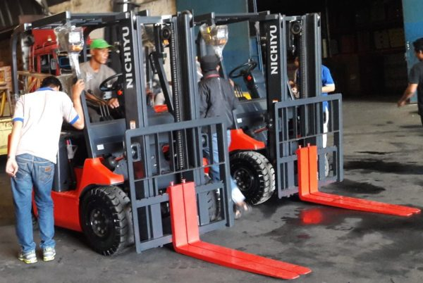 Forklift Nichiyu Special Package Price